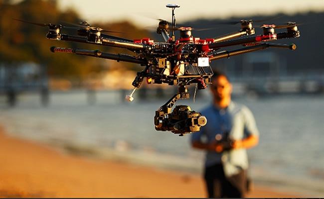 Por qué deberías llevar un dron a tu luna de miel por el mundo