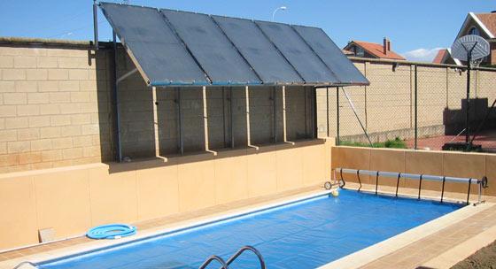 Piscinas solares - Calentadores solares para piscinas ...